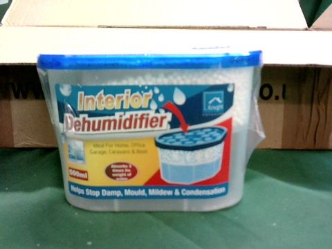 Lot 1008 LOT OF 5 INTERIOR DEHUMIDIFIERS