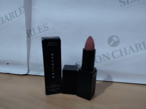 Lot 3025 LOT OF APPROXIMATELY 10 BRAND NEW MATTE LIPSTICKS IN ROUGE
