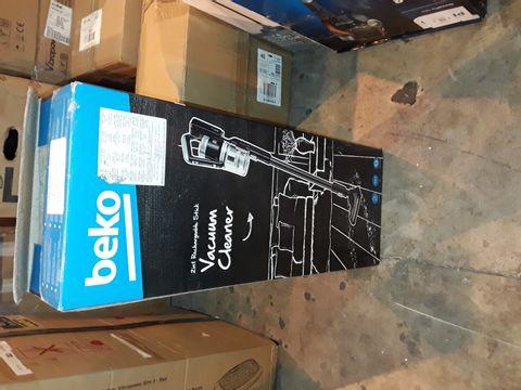 Lot 8309 BEKO 2IN1 RECHARGEABLE VACUUM CLEANER
