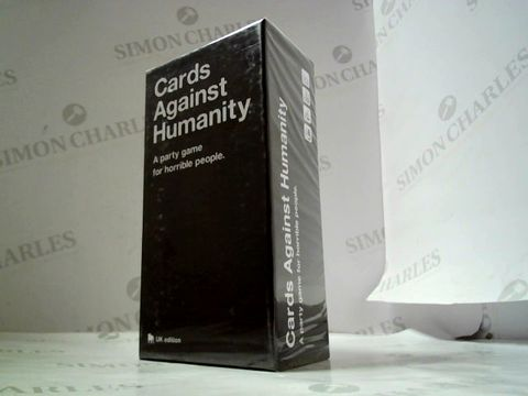 Lot 4798 CARDS AGAINST HUMANITY