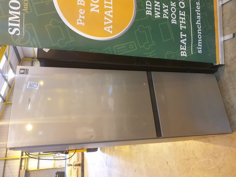 Lot 7061 SAMSUNG RB34T602ESA/EU FROST-FREE FRIDGE FREEZER, A++, WITH SPACEMAX AND ALL AROUND COOLING - SILVER