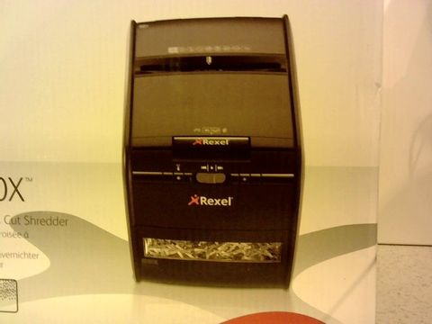 Lot 15303 REXEL AUTOFEED+ 60X SHREDDER