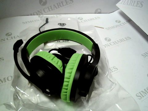 Lot 7620 BUTFULAKE SL-300 PRO GAMING HEADSET