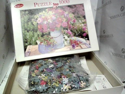 Lot 94 PUZZLE CONSERVER SUMMER BOUQUET 1000pc