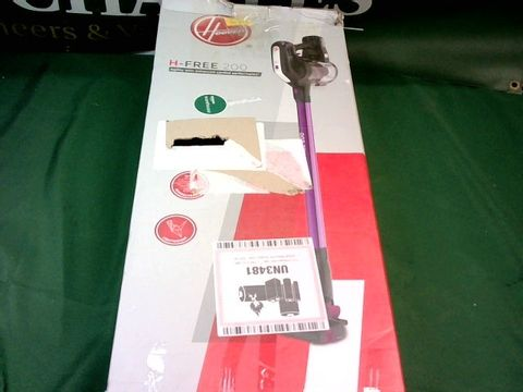 Lot 9027 HOOVER H-FREE 200 PETS 3IN1 CORDLESS STICK VACUUM CLEANER