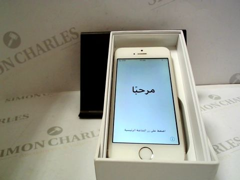 Lot 1103 APPLE IPHONE 5S A1457 SMARTPHONE