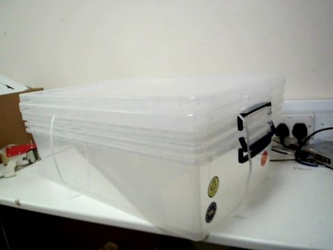 Lot 268 REALLY USEFUL PRODUCTS STORAGE BOX SET