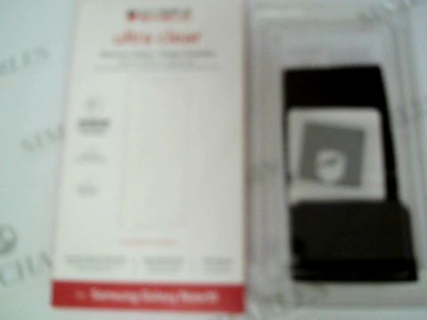Lot 2320 LOT BOX OF APPROX 65 BRAND NEW INVISIBLE SHIELD ULTRA CLEAR PHONE PROTECTORS FOR SAMSUNG GALAXY NOTE 10