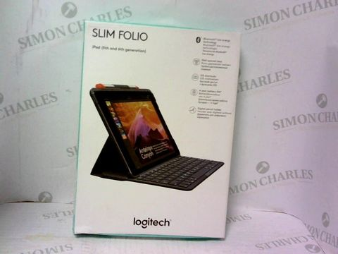 Lot 4203 LOGITECH SLIM FOLIO KEYBOARD