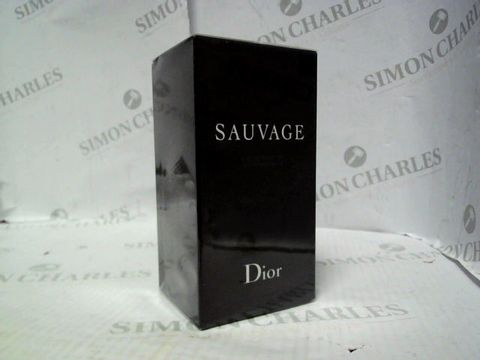 Lot 5003 BRAND NEW AND SEALED DIOR SAUVAGE EDT 100ML