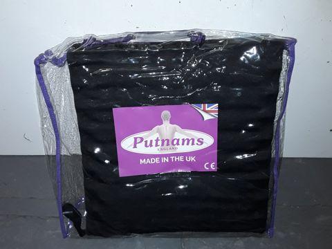 Lot 5403 PUTNAMS BLACK BOLSTER CUSHION