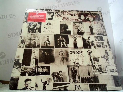 Lot 8285 LOT OF 10 ASSORTED VINYL RECORDS TO INCLUDE; ROLLING STONES, THE BEATLES, LIAM GALLAGHER ETC