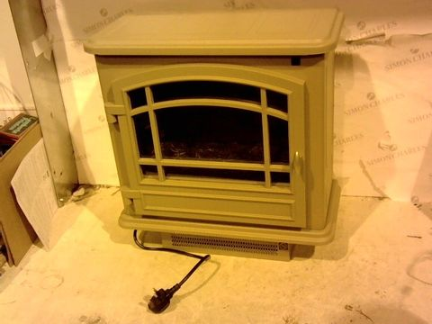 Lot 15600 POWERHEAT INFRARED STOVE AND REMOTE CONTROL
