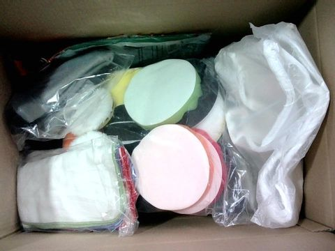 Lot 2330 BOX OF LARGE QUANTITY OF ASSORTED HOUSEHOLD ITEMS