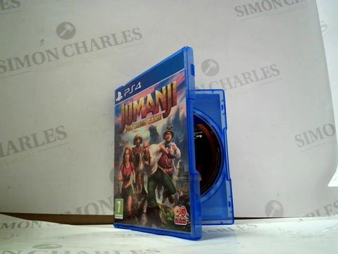 Lot 4129 JUMANJI FOR PS4 RRP £45.00