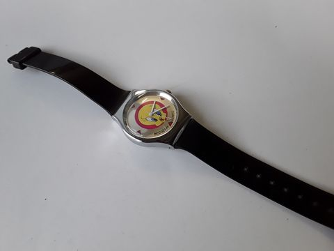 Lot 9203 BRIDGEWAY QUARTZ WARNER BROS WATCH
