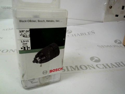 Lot 12416 BOSCH 1.5-13mm CHUCK
