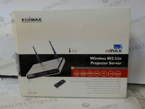 Lot 276 EDIMAX WIRELESS 802.11N PROJECTOR SERVER