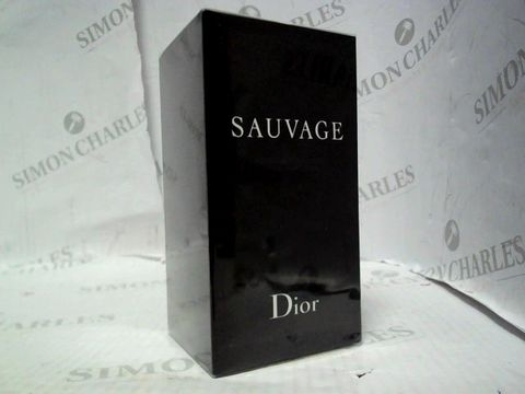 Lot 5053 BRAND NEW AND SEALED DIOR SAUVAGE AFTER SHAVE LOTION 100ML