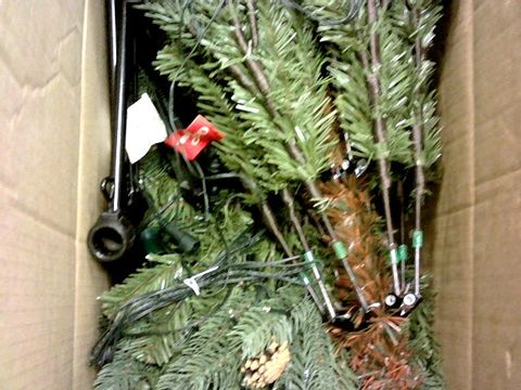 Lot 11207 WE R CHRISTMAS XMAS TREE