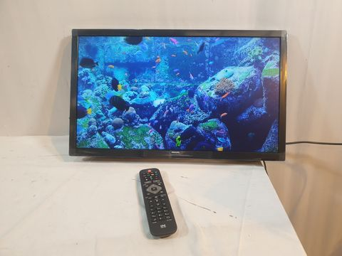 Lot 1014 PHILIPS 24PFS6805 24 INCH HD SMART TELEVISION