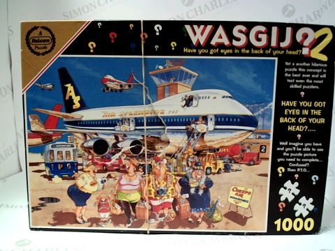 Lot 116 WASGIJ?  JIGSAW PUZZLE