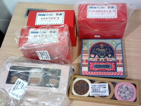Lot 314 BOX OF ASSORTED CONFECTIONERY