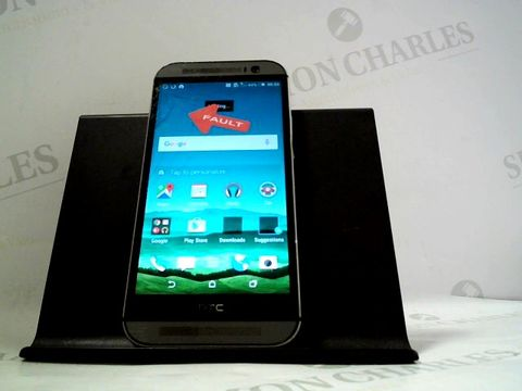 Lot 4836 HTC ONE M8 ANDROID SMARTPHONE