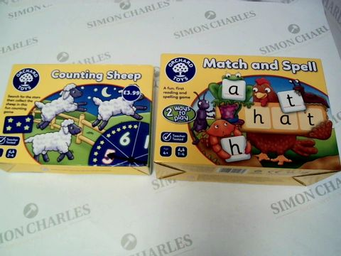 Lot 148 CHILDRENS LEARNING GAMES
