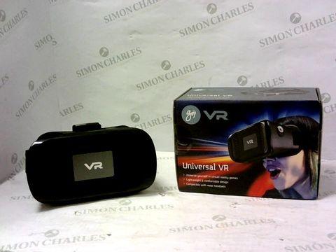 Lot 2067 BRAND NEW BOXED GOJI 3D UNIVERSAL VR HEADSET