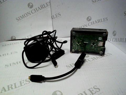 Lot 1671 TRXCOM TRJG0926HENL RJ45 CONNECTOR FOR RASPBERRY PI 4 COMPUTER MODEL B