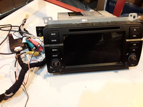Lot 79 DOUBLE DIN RECEIVER
