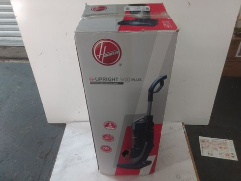 Lot 9110 HOOVER H-UPRIGHT 500 PLUS