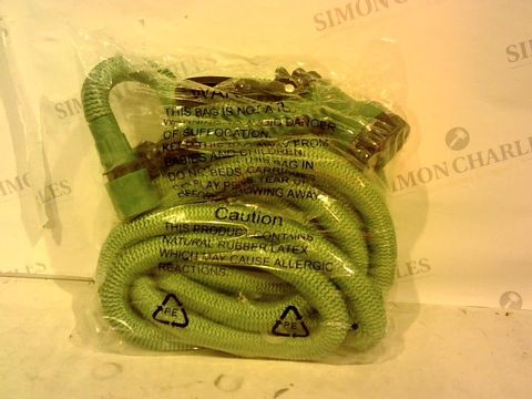 Lot 2007 BELL & HOWELL BIONIC STRETCH HOSE WITH DAC5 WEBBING IN GREEN