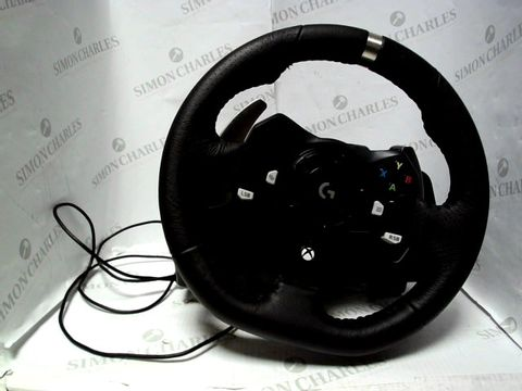 Lot 7001 LOGITECH G920 DRIVING FORCE RACING WHEEL AND FLOOR PEDALS FOR PC/MAC, XBOX ONE