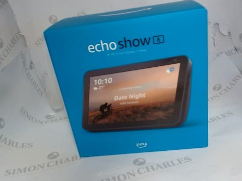 Lot 3504 ALEXA ECHO SHOW 8