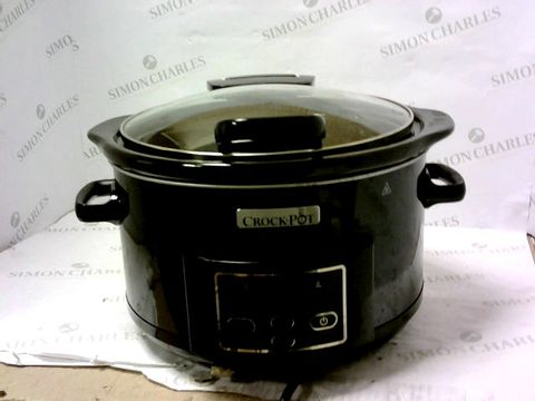 Lot 11214 CROCK POT SLOW COOKER