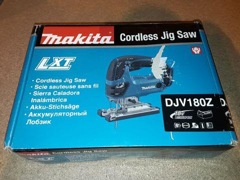 Lot 2268 MAKITA LXT CORDLESS JIG SAW