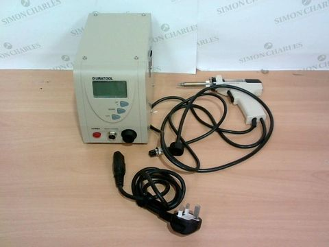 Lot 1503 DURATOOL DESOLDERING STATION