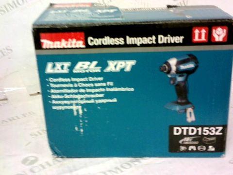 Lot 423 MAKITA CORDLESS IMPACT DRIVER