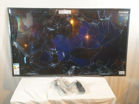 Lot 777 LG THINQ 55UN73 55 INCH 4K UHD SMART TELEVISION