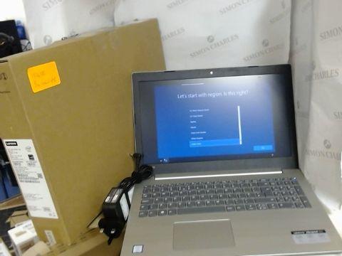 Lot 7718 BOXED LENOVO IDEAPAD 330-15IKB MODEL 81DC WINDOWS LAPTOP, INTEL CORE I5-7200U, 8GB RAM, 2TB HDD