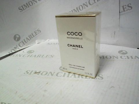 Lot 7236 BRAND NEW AND SEALED COCO CHANEL 50ML EDP
