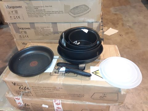 Lot 8342 TEFAL INGENIO EXPERTISE COOKWARE SET