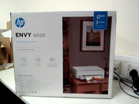 Lot 209 HP ENVY 6020 PRINTER