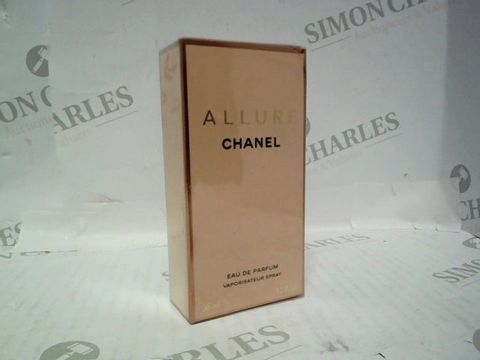 Lot 3099 BRAND NEW AND SEALED CHANEL ALLURE EDP 35ML