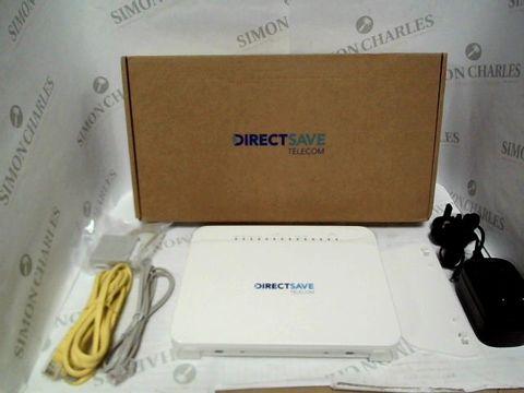 Lot 1132 DIRECT SAVE TELECOM UK11 DSL WIRELESS ROUTER