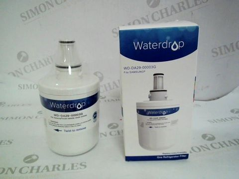 Lot 78 BOXED WATERDROP REFRIGERATOR WATER FILTER