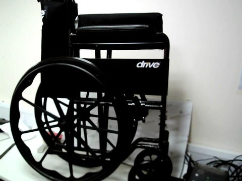 Lot 572 DRIVE MEDICAL WHEELCHAIR