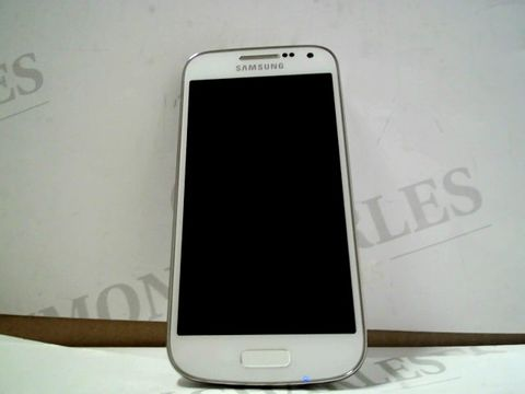 Lot 7342 SAMSUNG GALAXY S4 MINI ANDROID SMARTPHONE